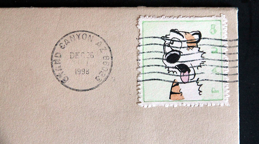 hobbs-pau stamp by bruce bowden