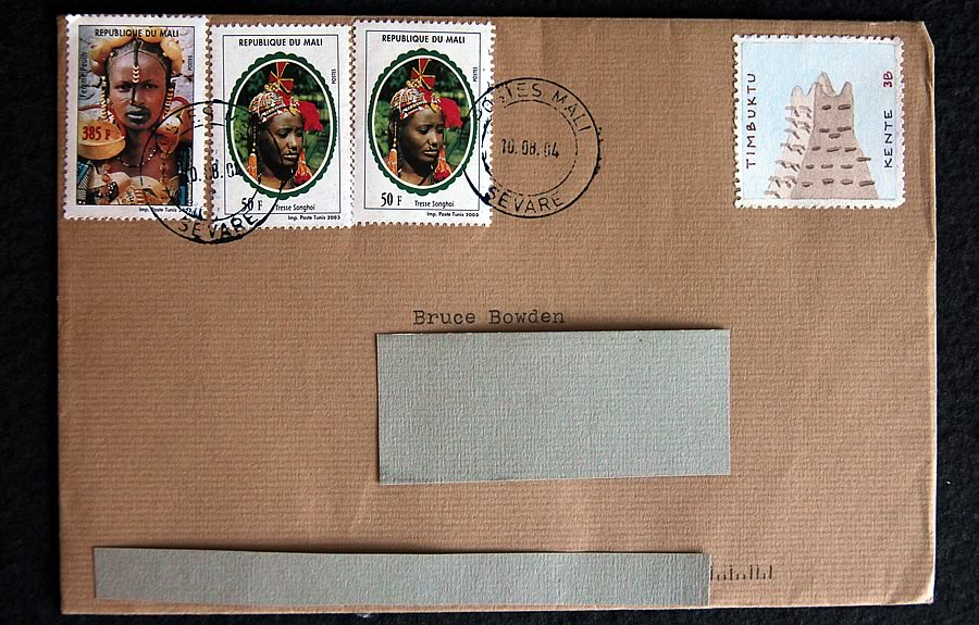 kente mud mosque bruce bowden stamps