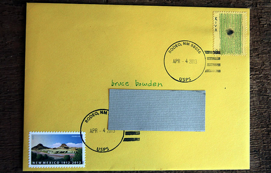 cactus in kiva stamp bruce bowden stamps