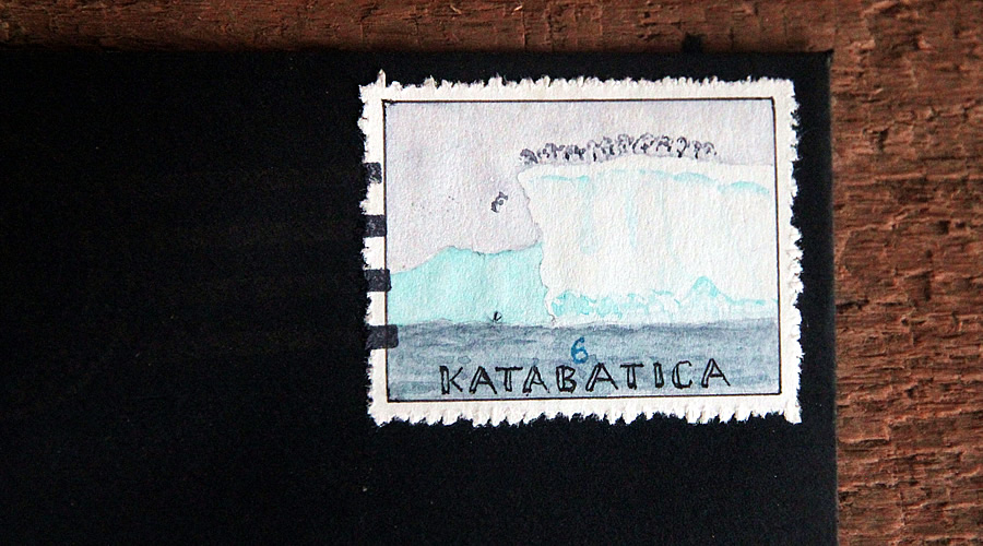 penguins of katabatica bruce bowden stamps